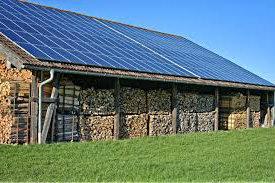un pro de la energía solar es que no contamina