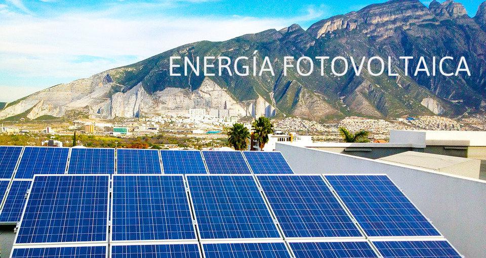 energia fotovoltaica solar