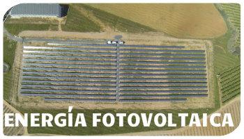 obtención de energía eléctrica a partir de la fotovoltaica