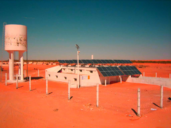 planta desalinizadra solar
