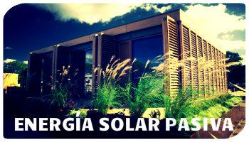 energía solar pasiva