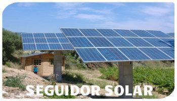Sistema de seguimiento solar