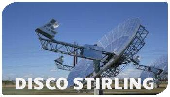 disco parabólico solar