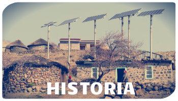 energía solar origen