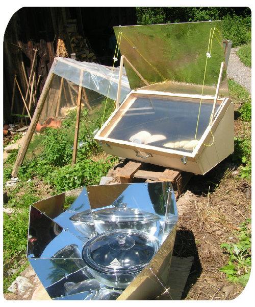 para que sirve un horno solar